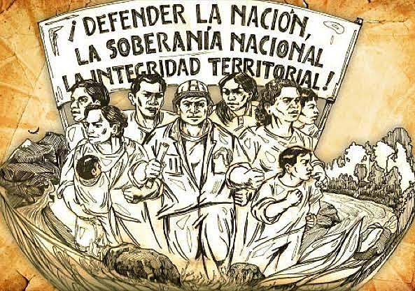 Protesta del Gobierno mexicano por violación a su soberanía