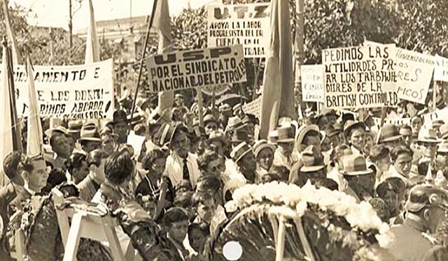 Sindicato Único de Trabajadores Petroleros envía el contrato colectivo de trabajo para su firma.