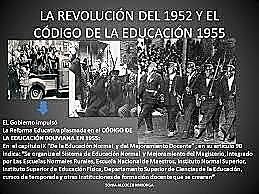 """""""Código de la Educación Boliviana"""""""