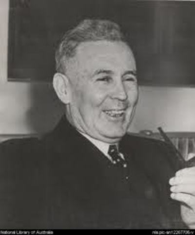 Joseph Chifley
