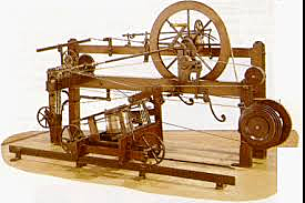 Primer telar mecánico