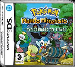 Pokemon Mundo Misterioso: Exploradores del Tiempo/Oscuridad