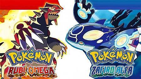 Pokemon Rubí Omega y Zafiro Alfa