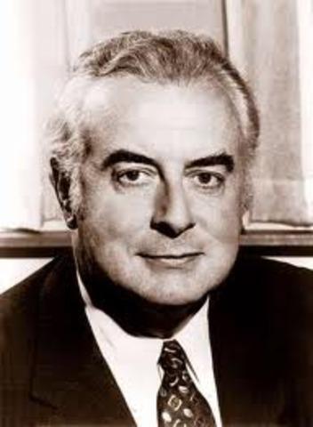 Edward Whitlam
