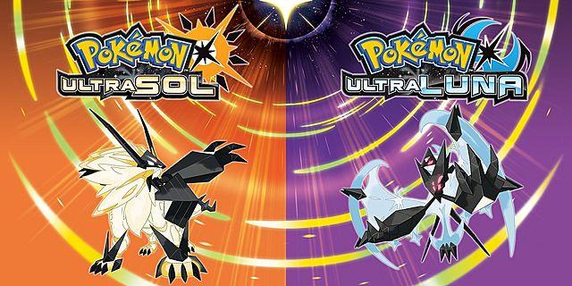 Pokemon Ultra Sol y Ultra Luna