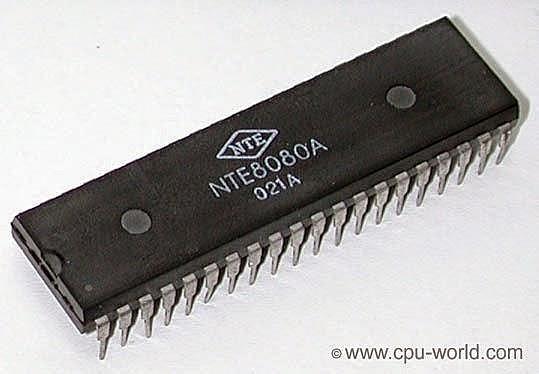 MICROPROCESADOR INTEL 8080