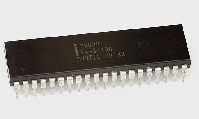 MICROPROCESADOR INTEL 8088