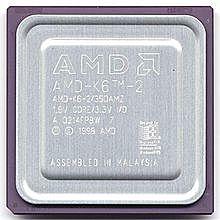 MICROPROCESADOR INTEL PENTIUM III/AMD K6 2