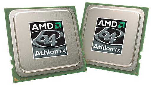 MICROPROCESADOR INTEL CORE 2 DUO/AMD ATHLON FX