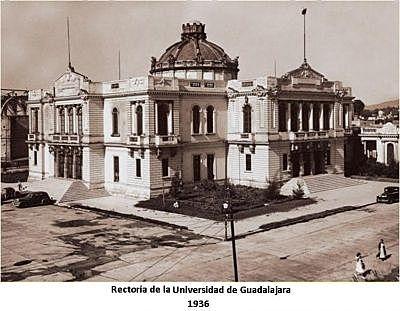 Departamento de Psicopedagogía de la Universidad de Guadalajara
