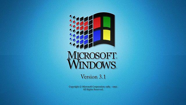 WINDOWS 3,1