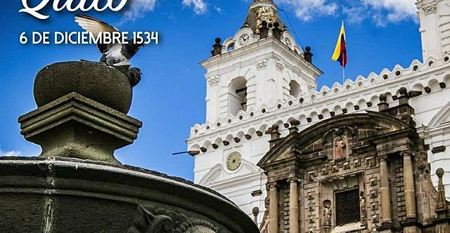 Fundación de Quito
