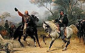 Reconocimiento de Víctor Manuel II como rey por Garibaldi
