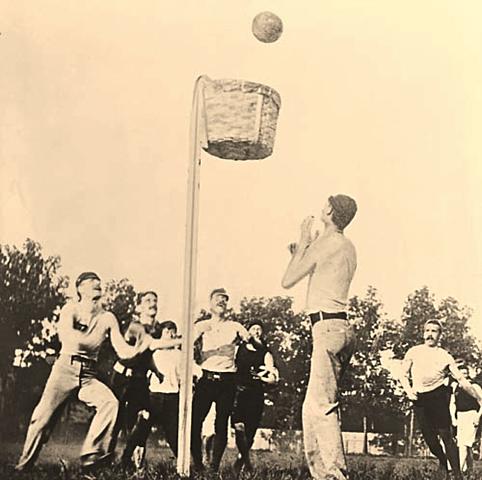 Primera versión del baloncesto