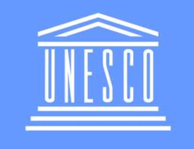 UNESCO comes into force.