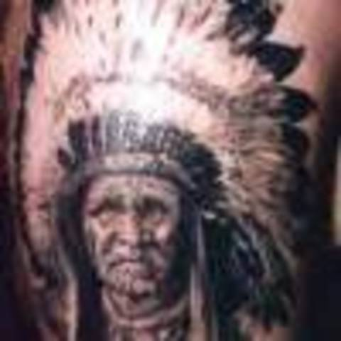 the tribal cheif
