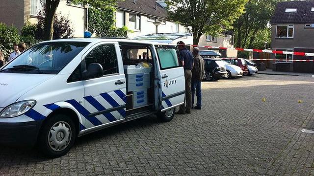 Oss: Politie schiet inbreker neer