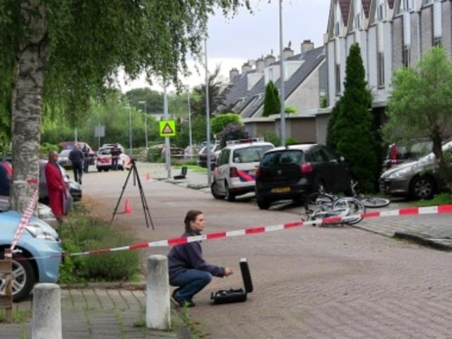 Uithoorn: Politie schiet inbreker in been