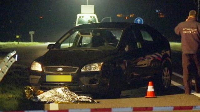 Ravenstein: Politie schiet op inbreker na achtervolging