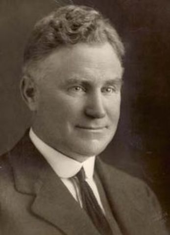 Earle Page becomes the 11th PM of Australia