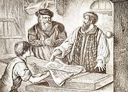 Gutenberg et l'imprimerie