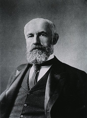 Stanley Hall (1844- 1924)