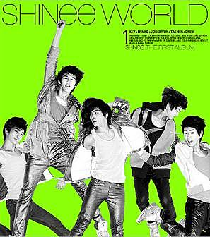 The SHINee World - The First Album