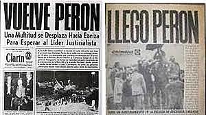 Retoro de Peron
