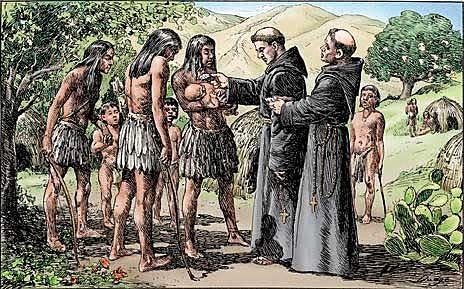 1524 Proceso de Evangelización.