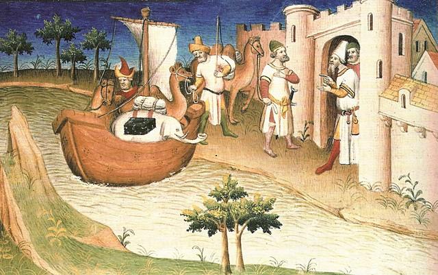1492 Nuevas Rutas Comerciales.