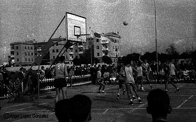 Primer juego oficial en México.