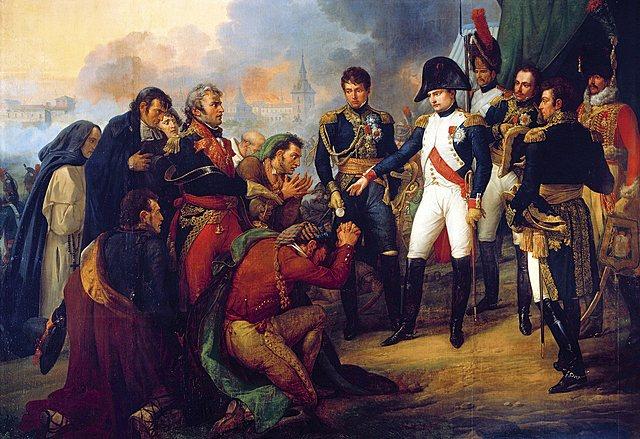 1808 Francia invade España.