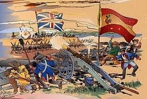 1810 Movimiento de Independencia.