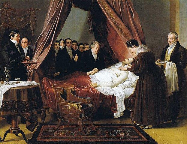1833 Muerte de Fernando VII.