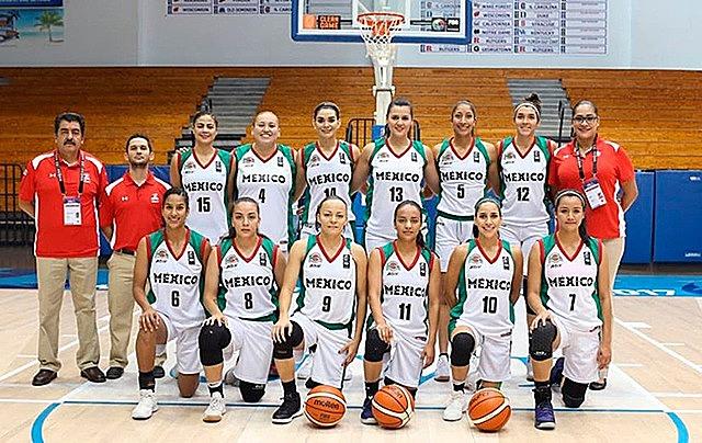 Retos para el baloncesto femenino mexicano