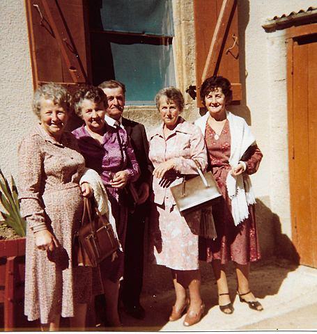 Les soeurs Roure (années 80)