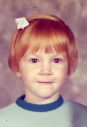 Kimberly Was Born