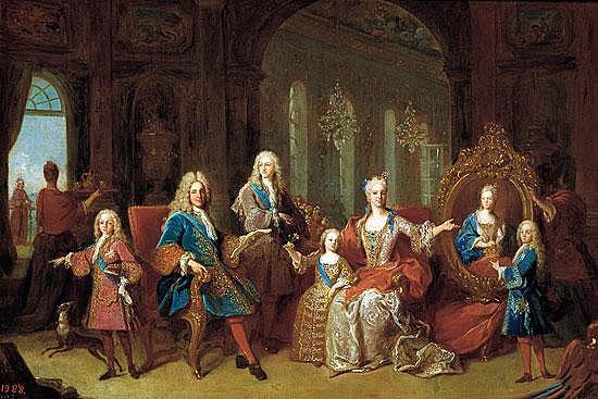 1771-Reformas Borbónicas