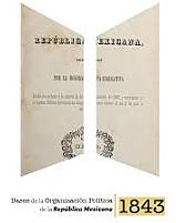 Constitucion de 1843
