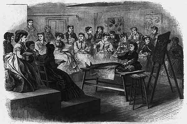 Pioneer in employing Women