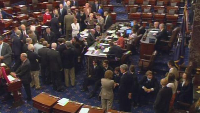 Senaat VS keurt akkoord goed