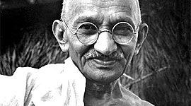Mohandas Karamchand Gandhi timeline