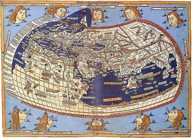 Toscanelli térképe