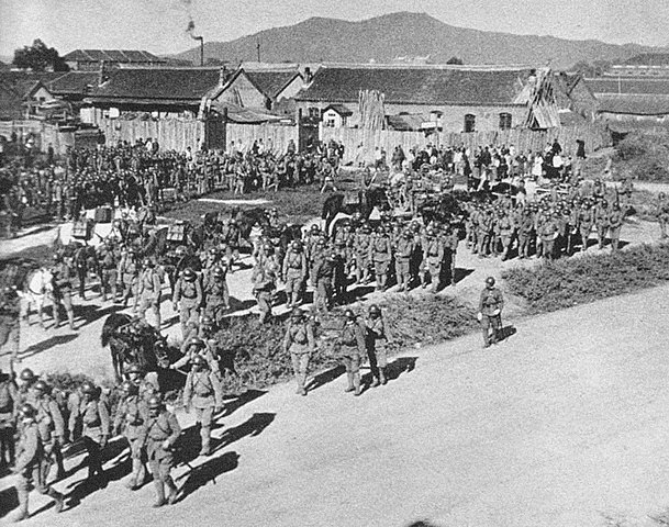 Manchuria - sept. 18th 1931