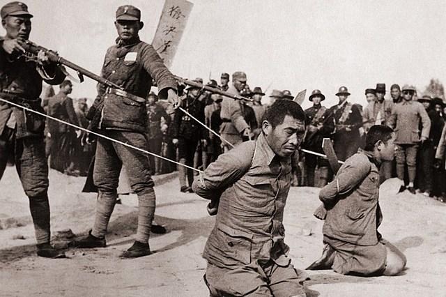 Nanking Massacre/Rape of Nanking - December 13, 1937