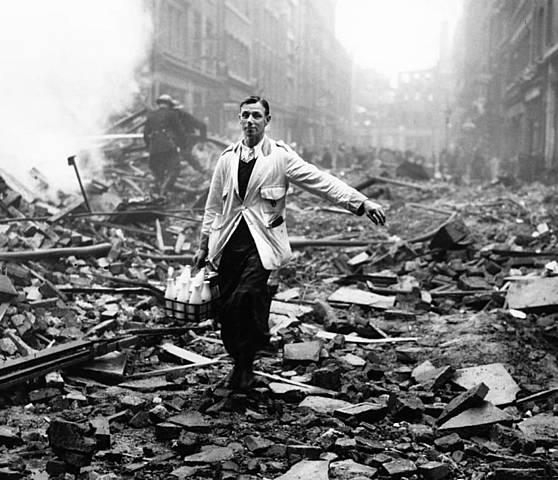 The Blitz September 7, 1940 – May 11, 1941
