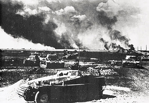 Operation Barbarossa June 22, 1941 – December 5, 1941