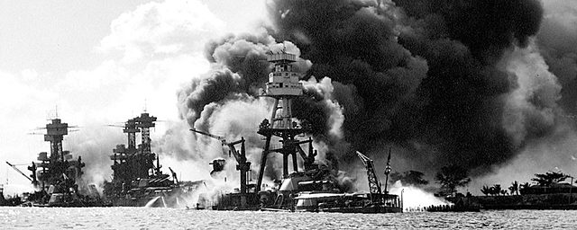 Japanese Attack on Pearl Harbor December 7, 1941