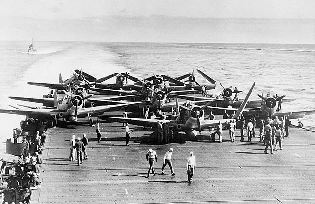 Battle of Midway - June 4, 1942 – June 7, 1942