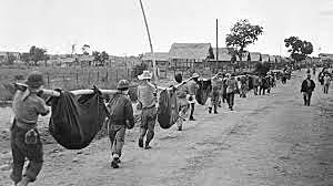 Bataan Death March April 9, 1942